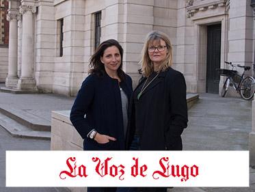 La Voz de Galicia – Enero 2016