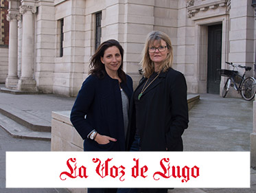 La Voz de Galicia – January 2016