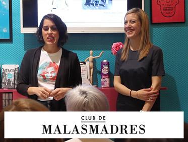 Foto en el Club de Malas Madres